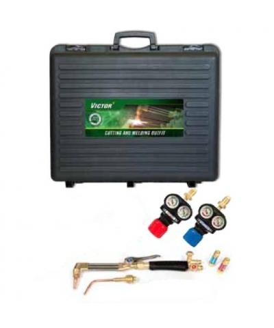 Victor Edge Medalist Standard Outfit Contractor Kit 0385-0533