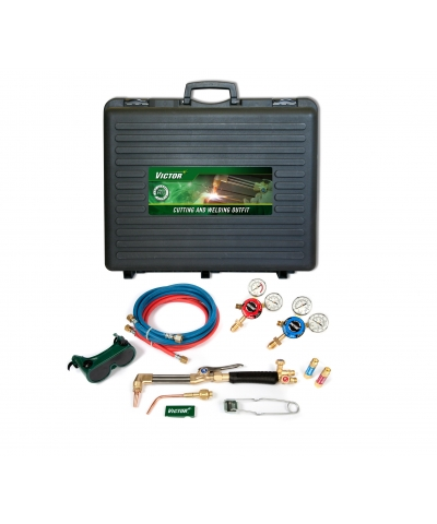 Victor G250 Medalist Deluxe Outfit Contractor Kit 0385-0552
