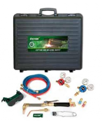 Victor G250 Medalist Deluxe Outfit Contractor Kit 0385-0556