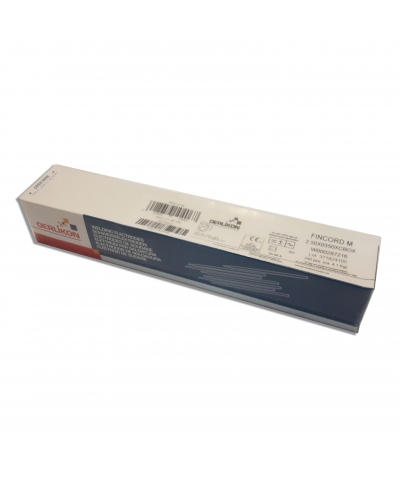 Oerlikon Fincord M 2.5mm MMA welding electrodes W000287216