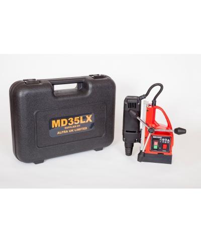 Alfra MD35LX Magnetic Drilling Machine 110v