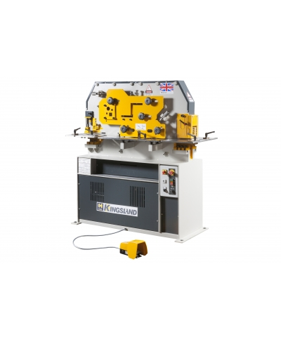 Kingsland Compact 65 Hydraulic Steelworker 415v