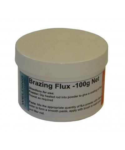 Brazing Flux 100g Tub