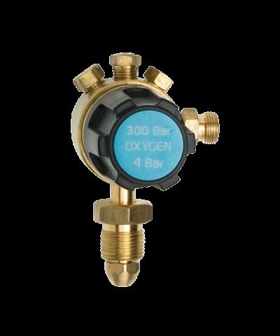 Parweld Single Stage Plugged Propane Gas Regulators 300 Bar E700102