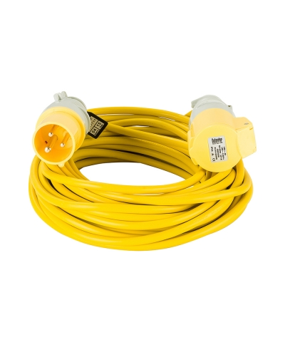 Defender 14mtr 2.5mm Extension Lead 110v E85121