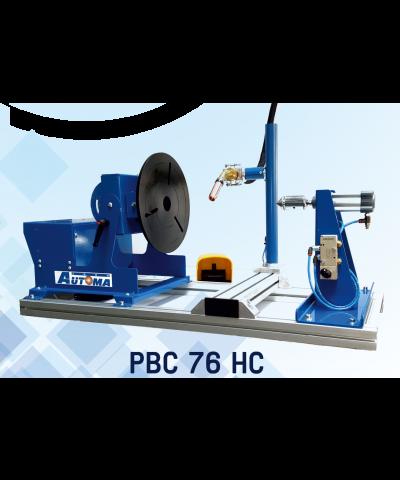 Automa Pbc 76 Hc Welding Positioner