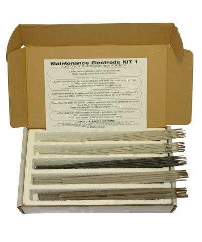 Maintenance Welding Electrode Kit 1