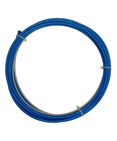 Parweld MIG Torch Steel Liner 4 meter 0.6-0.9mm