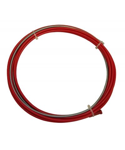 Parweld MIG Torch Steel Liner 1.0 - 1.2mm 4 Meter B2524-40