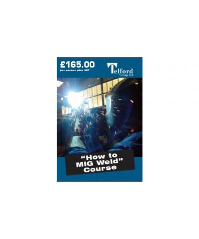 How to MIG Weld Welding Course - 6th October 2020