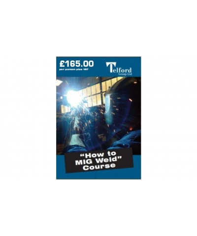 How to MIG Weld Welding Course - 8th November