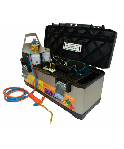 Oxyturbo Turbo Set 300Pro Portable Welding & Brazing Kit