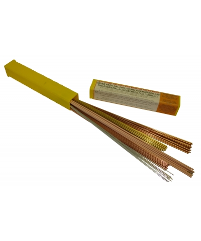 Oxyturbo Welding and Brazing Filler Rods Mixed pack