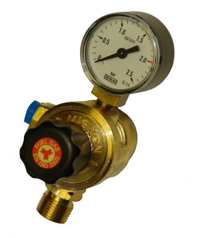 Oxyturbo Map Gas Regulator for turbo set 300 (223805)