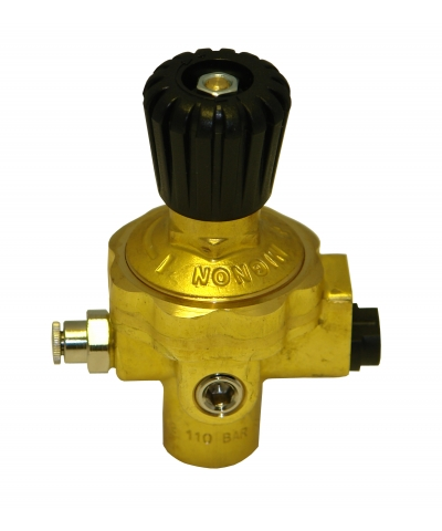 OxyTurbo Regulator for use with Disposable Argon & Co2 Cylinders (225000)