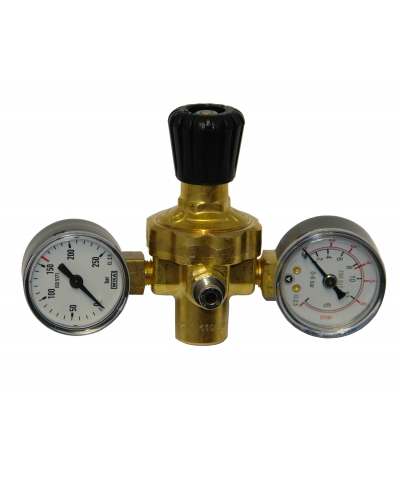 OxyTurbo Regulator for use with Disposable Argon & Co2 Cylinders (225200)