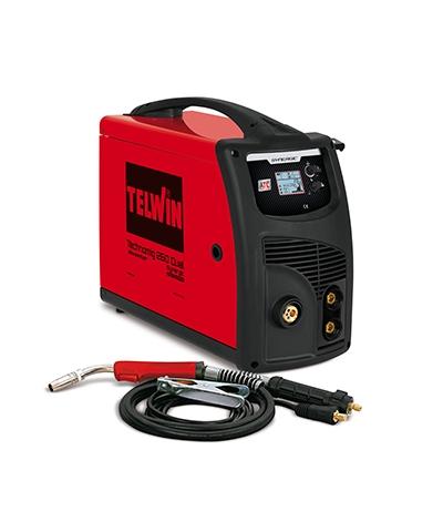 Telwin Technomig 260 Dual Synergic 816056