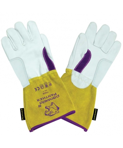 Parweld Panther Fingertip Sensitivity Tig Welding Glove P3838