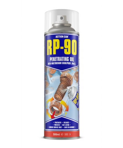 Action Can RP-90 Rapid Penetration Oil Spray 500ml