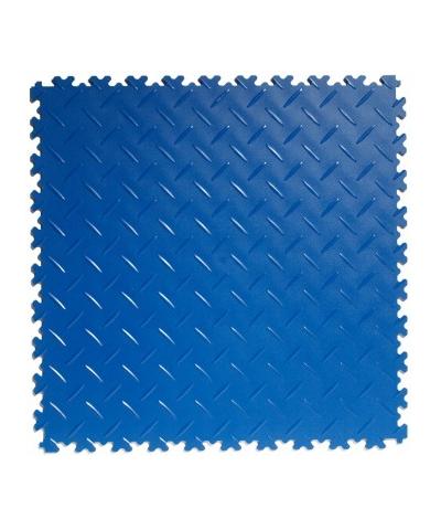 Flexi-Tile Blue Elite 4mm soft (commercial) Diamond