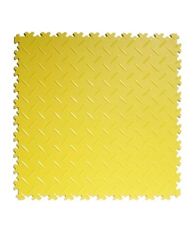 Flexi-Tile Yellow Elite 4mm soft (commercial) Diamond