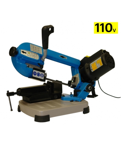 Cutmax 125mm Portable Bandsaw 110v