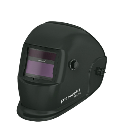 Parweld Light Reactive Welding & Grinding Helmet Black XR935H