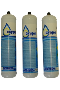 Oxyturbo Oxygen Cylinder Package for Turbo Sets