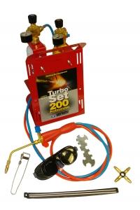 Oxyturbo Turbo Set 200 Portable Welding & Brazing Kit