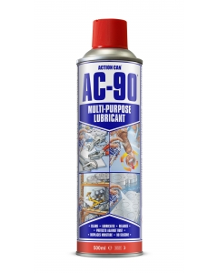 Action Can AC-90 Multi-Purpose Lubricant Spray 500ml