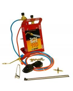 Oxyturbo Turbo Set 110 Portable Welding  & Brazing Kit