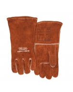 Weldas cotton lined Welding Gauntlet (10-2392) Large