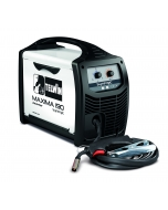 Telwin Maxima 190 Synergic MIG Welder (Refillable Cylinder Kit)