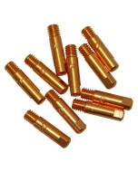Parweld Welding Tips For MB15 MIG Torch 0.8mm ECO1527-08 Pack of 10