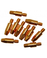 Parweld Welding Tips For MB36/MB25 MIG Torch 1.0mm ECO4014-10 Pack of 10